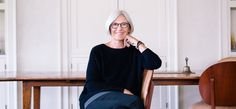 Eileen Fisher Shares Her Struggles With Work-Life Balance