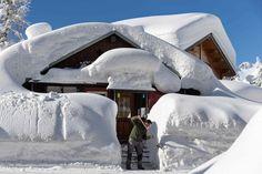 Tessin snow