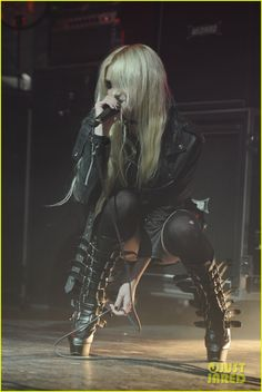 The Pretty Reckless Concert Photography