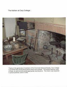 Kitchen 1832