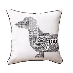 El vigente perros y gatos - mascotas inspiradas en Almohadas y Arte en el Muro de Joss y principal