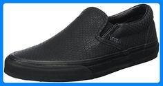 Vans Unisex-Erwachsene Classic Hausschuhe, Schwarz, EU for sale Vans, Unisex, Partner, Slip On, Wedges, Best Deals, Sneakers, Classic, Shoes