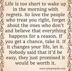 Life quote via www.IamPoopsie.com