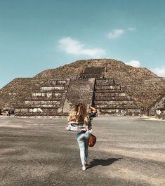 Viajar en México es descubir lugares de película. Teotihuacan es uno de los lugares que ¡no te puedes perder!