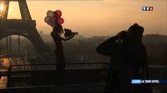 Le Journal du week-end - Zoom sur la Tour Eiffel Tour Eiffel, France, Paris, Week End, Tours, Journal, Fle, Foreign Language, The Visitors