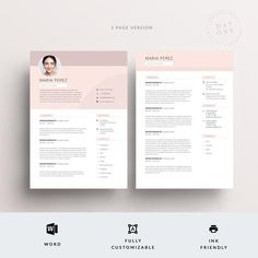 11 Best Cv Images Resume Template Free Resume Design Cv