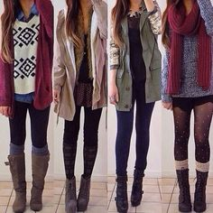 outfits!