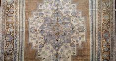 Tremendous Turkish - 1930s Antique Oushak Rug - Ushak Oriental Carpet - 7.9 x 13 #Turkish