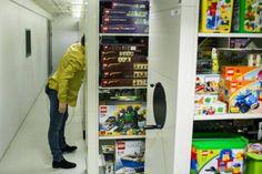 På besøg i Legos hemmelige skatkammer