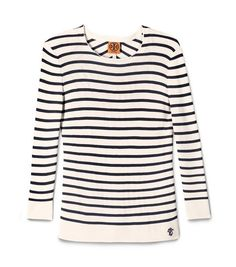 The best time to wear a Striped Sweater, is all the time.