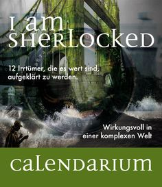 Behance :: Editing Calendarium I AM SHERLOCKED