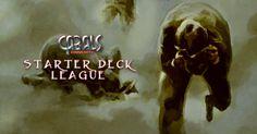 Starter Deck League News | Cabals: Magic & Battle Cards League News, Card Games, Battle, Deck, Magic, Cards, Front Porches, Maps, Decks