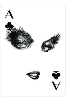 connie lim | Connie Lim | Fashion Playing Cards |