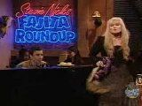 A personal fave. Lucy Lawless on SNL - Burrito Dreams!