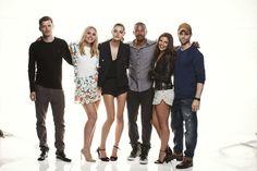 The cast of #Originals  #CWSDCC