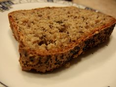 Home Bakery, Natural Health, Banana Bread, Food And Drink, Yummy Food, Healthy Recipes, Cooking, Amazing, Diet