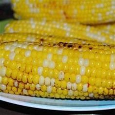 Cajun Grilled Corn food-and-drink