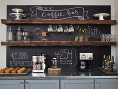 Long term = Good:  If you are doing a one-time only application and hermetically seal it then your Chalkboard Wall will be a vision of loveliness all of the time – like me.