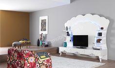 Viyana Tv Ünitesi Zarafetin Ve Şıklığın Rengi Beyaz Viyana Tv Ünitesi İle Evlerinize Şıklık Katmaya Kararlı http://www.yildizmobilya.com.tr/viyana-tv-unitesi-pmu5396 #kadın #home #ev #dekorasyon #unite #moda #avangarde #mobilya http://www.yildizmobilya.com.tr/