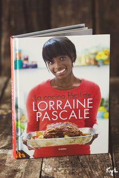 ¡¡¡Qué ganas tenía de tener este libro entre mis manos!!!! Me encanta Lorraine Pascale. Esta británica ex modelo quiso encontrar algo q...