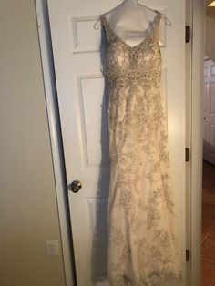 Maggie Sottero 6MG799 900 Size 8