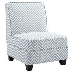Found it at Wayfair - Ryder Ziggi Slipper Chair in Mist