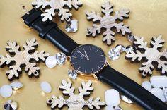 La Classic Black Sheffield de Daniel Wellington est une montre de toute beauté, une parfaite idée de cadeau pour Noël et je vous propose un code promo !