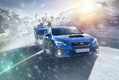 Subaru works on Behance