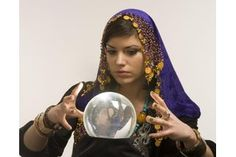 How to Make a Crystal Ball for Halloween | eHow