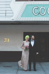 Neon Hair & Hot Pink Boots A Vegas Elopement Planned in 10 Days (1)