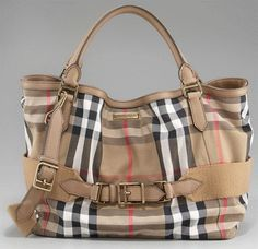 GORGEOUS!!! Burberry baby bag