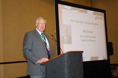 2014 WAI President Bill Avise