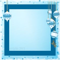 "Layout ST 1D.....Stacked Paper, Blue, Digital Scrapbooking, Christmas Time Collection, 12"" x 12"", 300 dpi, PNG File Format"