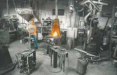 Lorelei Sims - Artist/Blacksmith