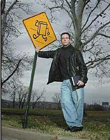 Ron Hornbaker, co-creator of BookCrossing.com