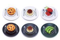 Generate Design: plate-plate (プレートプレート SML3枚セット) : Duncan Shotton : entrex