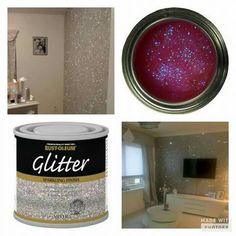 Rust-oleum Glitter Paint                                                                                                                                                                                 More