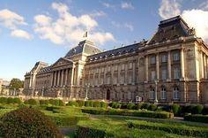 Belgica Palacio Real de Bruselas