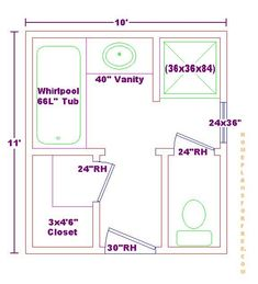 Picture Collection Website Master Bathroom Floor Plans X Bath Ideas x Floor Plan Bath