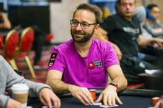 Join Daniel Negreanu this Summer at the WSOP