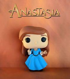 Anastasia Movie, Custom Funko Pop, Luigi, Movies, Fictional Characters, Art, Art Background, Films, Kunst