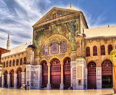 Great Mosque of Damascus (Damascus, Syria) (Image Credi: Bashar Shglila)
