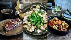 Palak Paneer, Feta, Good Food, Lunch, Boursin, Ethnic Recipes, Drink, Lights, Beverage