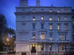 Adria Boutique Hotel is 5 star boutique hotel where situated on 88 Queens Gate, Chelsea. Ideally located near many of London's best shopping places.