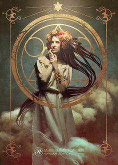 My Fantasy World, Fantasy Art, Lillith Goddess, Satanic Art, Occult Art, Sacred Feminine, Goddess Art, Popular Art, Dream Art