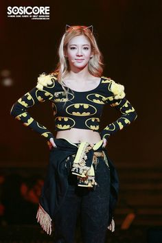 Girls' Generation, Kim Hyoyeon.