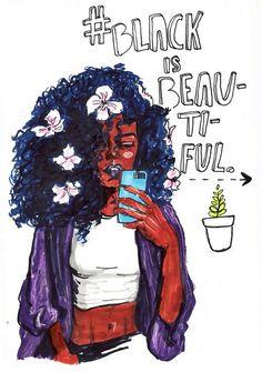 Wallpaper Fofos Cacheadas 67 Ideas For 2019 - Wallpaper Quotes Black Girl Art, Black Women Art, Black Girls Rock, Black Girl Magic, Art Girl, Pictures Of Black Girls, Lit Pictures, Natural Hair Art, Pelo Natural