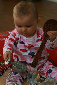 Heuristic Play- Treasure Baskets - The Imagination Tree