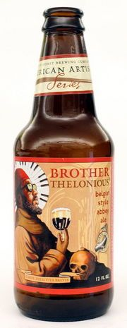 North Coast Brewing Co. - Brother Thelonious Belgian Ale