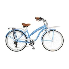 Hollandia Land Cruiser L Bicycle (Baby Blue, 26-Inch) - http://www.bicyclestoredirect.com/hollandia-land-cruiser-l-bicycle-baby-blue-26-inch/